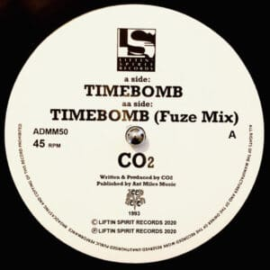 CO2 - Time bomb - ADMM50 - LIFTIN SPIRIT RECORDS