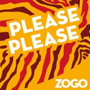 Zogo - Please Please - BAN007 - BANQUISE RECORDS