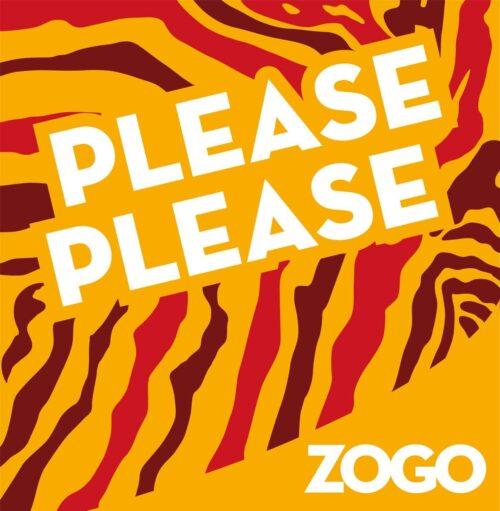 Zogo - Please Please - BAN007 - BANQUISE RECORDS