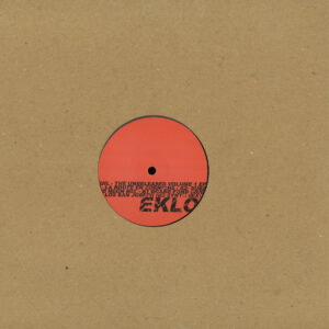 Seuil - The Unreleased Volume 1 EP - EKLO042 - EKLO RECORDS