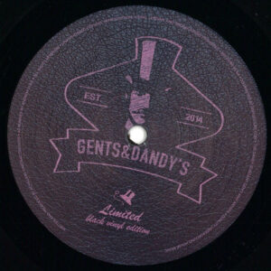Fog - Subtle Warmth EP - GENTSLTD03 - GENTS & DANDY'S RECORDS