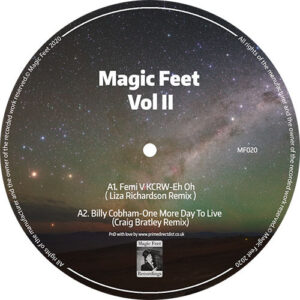 Various - Magic Feet Volume II - MF020 - MAGIC FEET