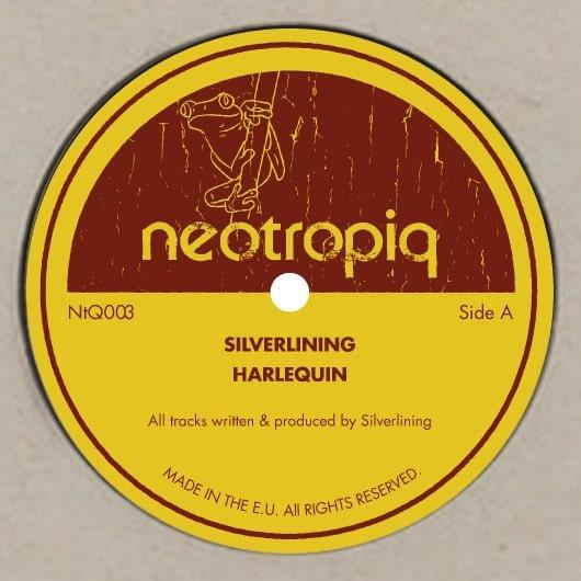 Silverlining - Neotropiq003 - NTQ003 - NEOTROPIQ