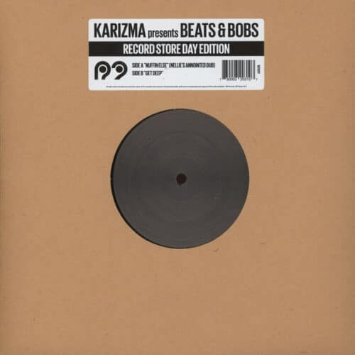 Karizma - Beats & Bobs - R2031 - R2 RECORDS