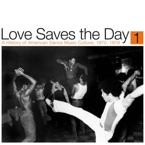 Various - Love Saves The Day Part 1 - REAPPLP002PT1 - REAPPEARING RECORDS
