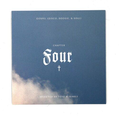 Tone B Nimble - Soul Is My Salvation 4 - RSRSIMS004 - RAIN&SHINE