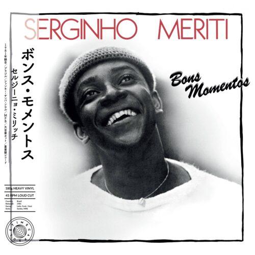 Serginho Meriti - Bons Momentos - TIME006 - TIME CAPSULE