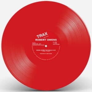 Robert Owens - Bring Down The Walls - TX132RED - TRAX
