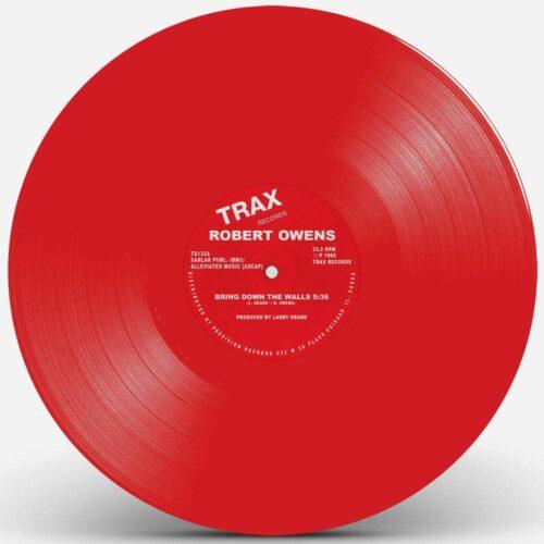 Robert Owens - Bring Down The Walls - TX132RED - TRAX