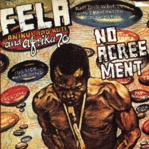 Fela Kuti - No Agreement - 0720841204015 - KNITTING FACTORY RECORDS