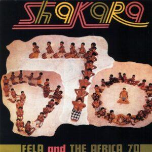 Fela Kuti - Shakara - 0720841206712 - KNITTING FACTORY RECORDS