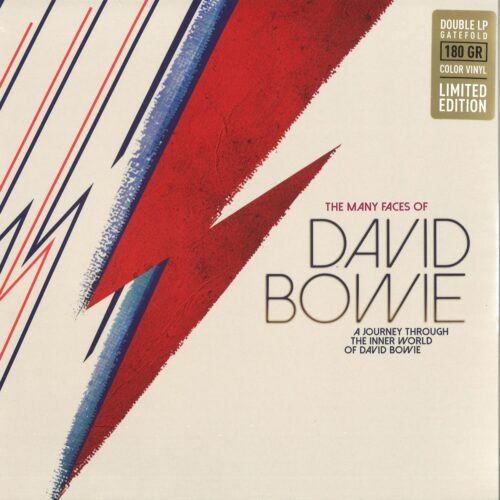 Various/David Bowie - The Many Faces Of David Bowie (A Journey Through The Inner World Of David Bowie) - 7798093712827 - MUSIC BROKERS