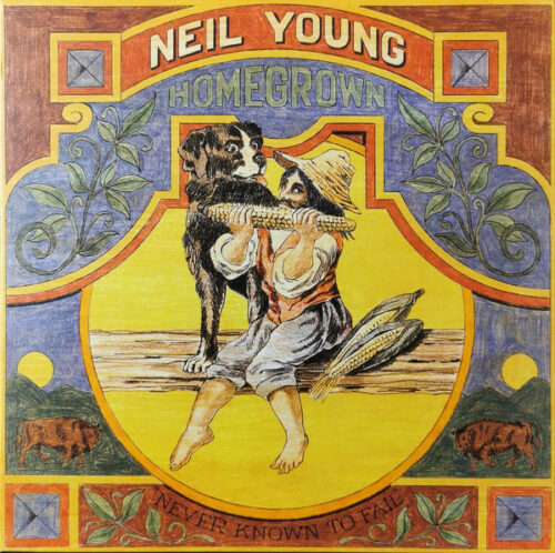 Neil Young - Homegrown - 93624893639 - REPRISE RECORDS