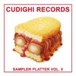 Various - Sampler Platter Vol II - CUD22 - CUDIGHI RECORDS