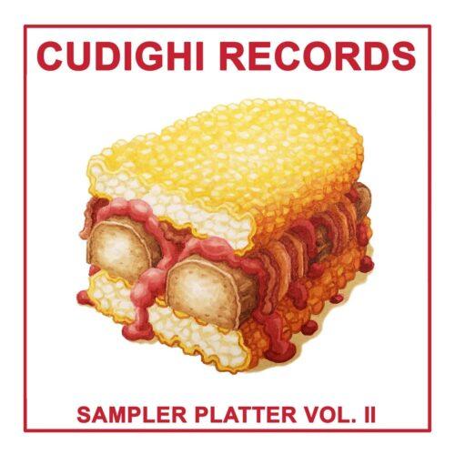 Various - Sampler Platter Vol II - CUD22 - CUDIGHI RECORDS