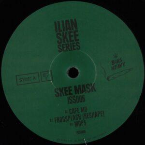 Skee Mask - ISS006 - ISS006 - ILIAN SKEE SERIES