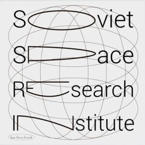 Soviet Space Research Institute - ARPA Spatial Industries Commercial - LE004 - LINE EXPLORATIONS