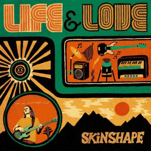 Skinshape - Life & Love - LEWIS104 - LEWIS RECORDINGS