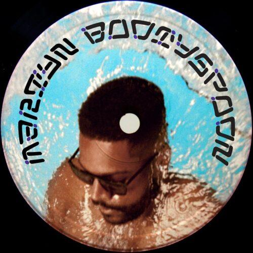 Martyn Bootyspoon - NO. 1 CRUSH - MF-007 - Model Future