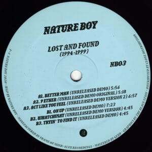 Nature Boy - Lost And Found (1994-1999) - NB03 - Nature Boy