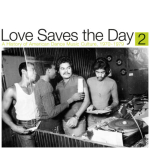 Various - Love Saves The Day Part 2 - REAPPLP002PT2 - REAPPEARING RECORDS