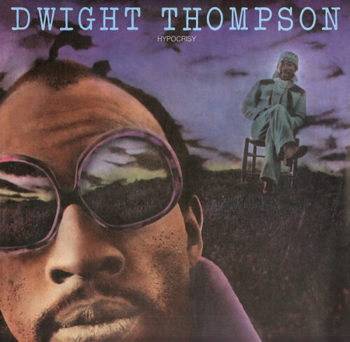 Dwight Thompson - Hypocrisy - RG001 - REGROOVE