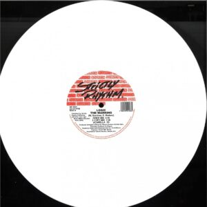 Logic/Wayne Gardiner - The Warning - SR1207WHITE - STRICTLY RHYTHM