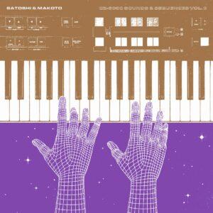 Satoshi/Makoto - Cz-5000 Sounds & Sequences Vol. II - ST019 - SAFE TRIP