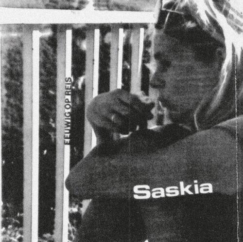 Saskia - Eeuwig Op Reis - STR7-042 - STROOM