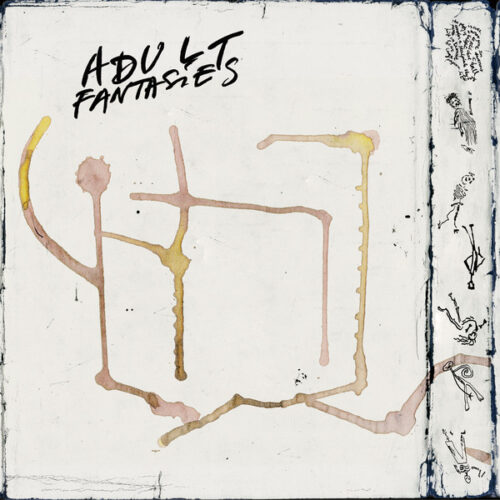 Adult Fantasies - Towers Of Silence - STRLP-047 - STROOM
