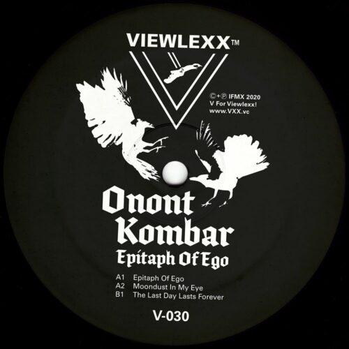 Onont Kombar - Epitaph Of Ego - V030 - Viewlexx