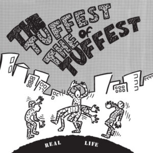 Various - The Tuffest Of The Tuffest (2019 Edition) - WAFLP2 - WARRIORS DANCE