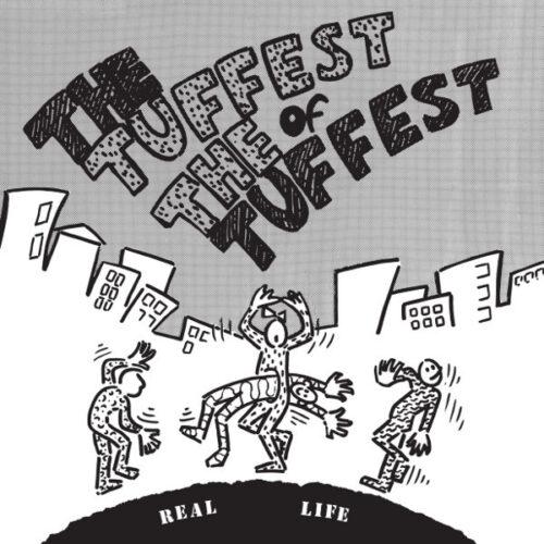 Various - The Tuffest Of The Tuffest (2019 Edition) - WAFLP2 - WARRIORS DANCE