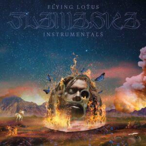 Flying Lotus - Flamagra (Instrumental) - WARP291I - WARP