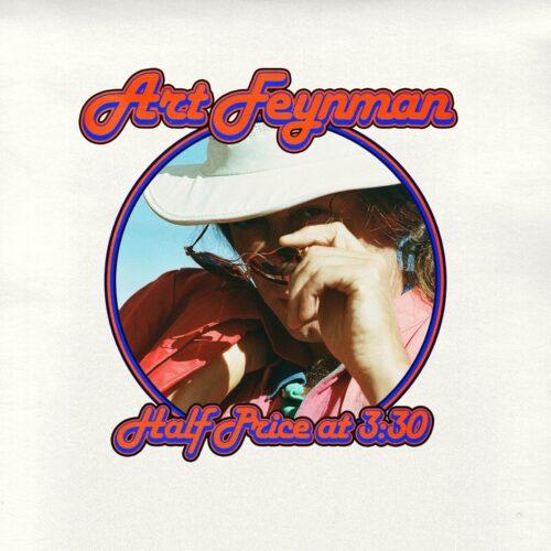 Art Feynman - Half Price At 3:30 (LTD. Velvet Red Vinyl) - WVLPC189 - WESTERN VINYL