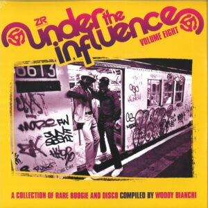 Various/Woody Bianchi - Under The Influence Vol.8 compiled by Woody Bianchi - ZEDDLP049 - Z RECORDS