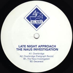 Late Night Approach - The Naus Investigation - kl-nr4 - Klakson