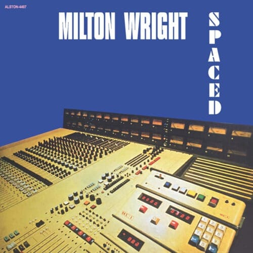 Milton Wright - Spaced - ALSTON4407WHITE - ALSTON