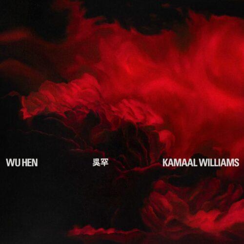 Kamaal Williams - Wu Hen (Limited Red) - BFR007LPR - BLACK FOCUS