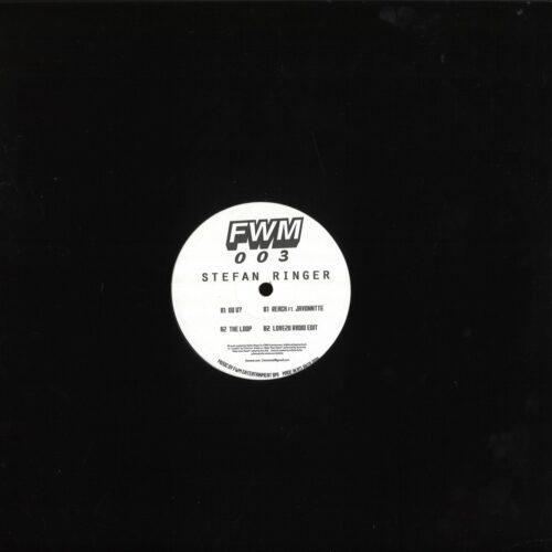 Stefan Ringer - FWM003 - FWM003 - FWM ENTERTAINMENT