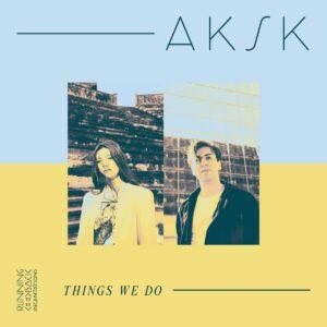 Adda Kaleh/Suzanne Kraft/AK - Things We Do - RBINC006LP - RUNNING BACK INCANTATIONS