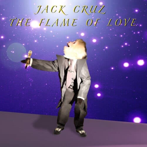 David Lynch/Jack Cruz - The Flame Of Love - SBR-252 - SACRED BONES