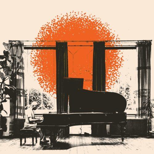 Laraaji - Sun Piano - WAST057 - ALL SAINTS RECORDS