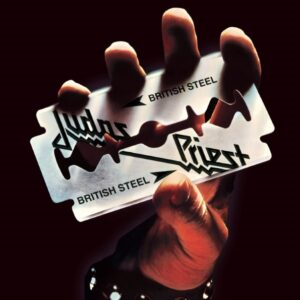 Judas Priest - British Steel - 194397196818 - CMG