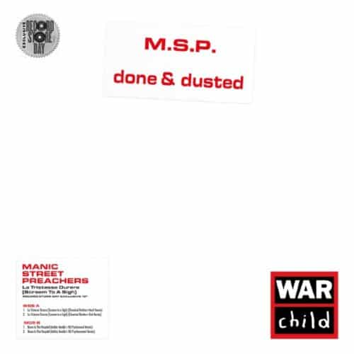 Manic Street Preachers - Done and Dusted - La Tristesse Durera - 194397246018 - SONY