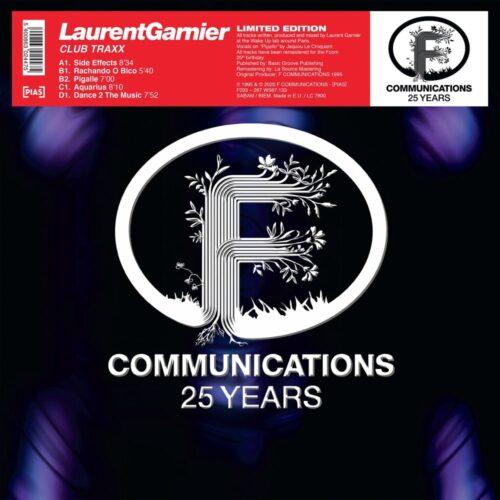 Laurent Garnier - Club Traxx - 267WS67133 - F COMM