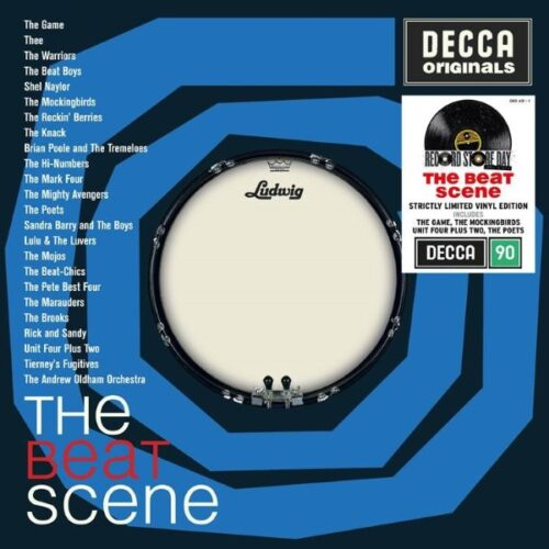 Various Artists - The Beat Scene (Vinyl) - 602508543111 - DECCA