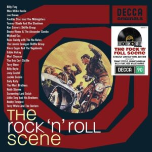 Various Artists - The Rock And Roll Scene (Vinyl) - 602508543210 - DECCA