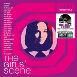 Various Artists - The Girls Scene (Vinyl) - 602508543289 - DECCA