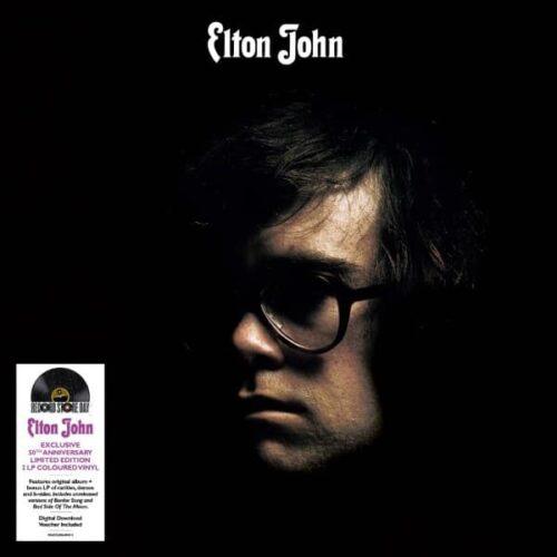 Elton John - Elton John (2LP Translucent Purple) - 602508640414 - UNIVERSAL